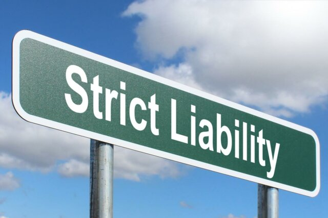 strict-liability